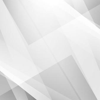 Sfondo geometrico astratto elegante grigio