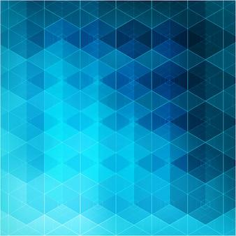 Sfondo geometrico di colore astratto