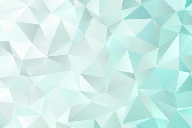 Sfondo geometrico poligono. carta da parati diamante. modello elegante in colori tenui