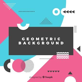 Sfondo geometrico