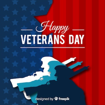 Sfondo giorno dei veterani