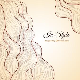Sfondo hairstyle