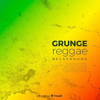 Sfondo in stile reggae