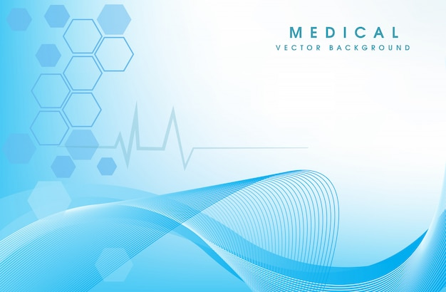 Sfondo medico moderno