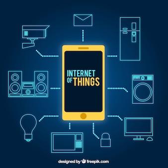 Sfondo mobile e altri dispositivi