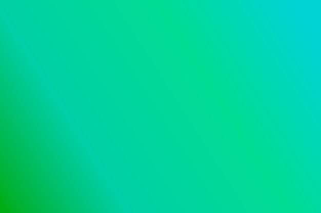 Sfondo nei toni del verde sfumato