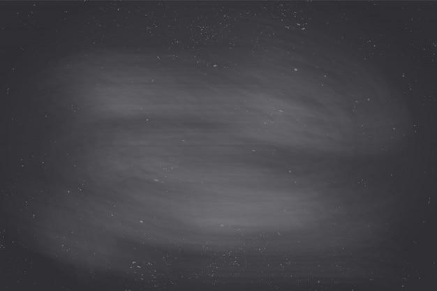 Sfondo nero lavagna vuota, superficie e consistenza
