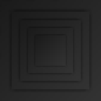 Sfondo nero moderno