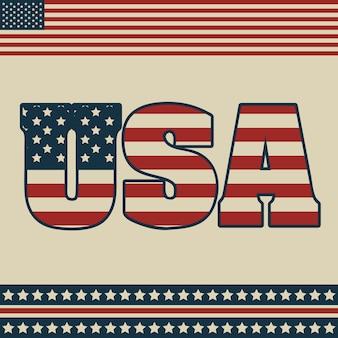 Sfondo patriota
