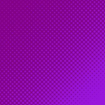 Sfondo rettangolare punteggiato viola
