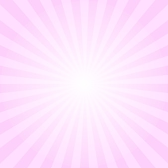 Sfondo rosa raggi astratti