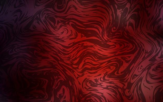 Sfondo rosso scuro con forme di lava