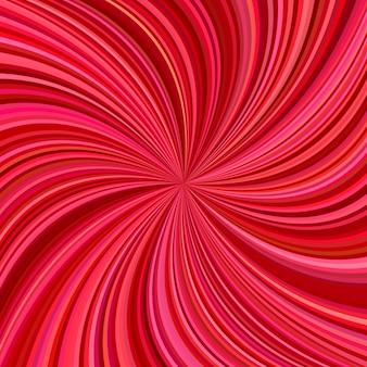 Sfondo rosso spirale