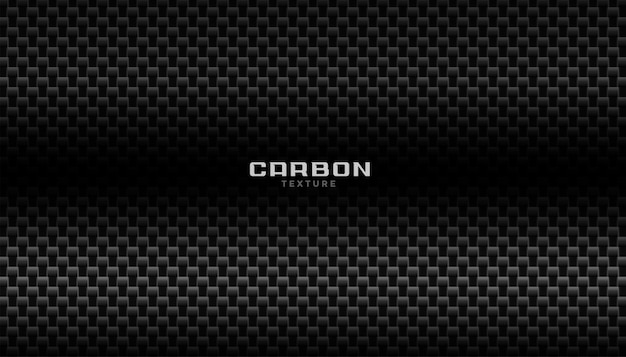 Sfondo scuro astratto in fibra di carbonio