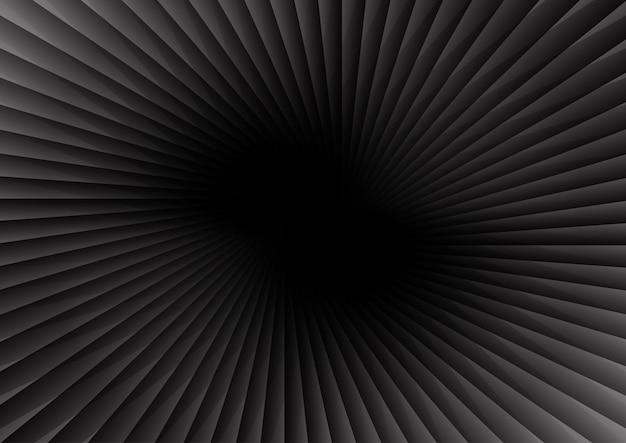 Sfondo scuro starburst