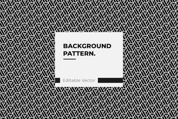 Sfondo seamless pattern geometrico.