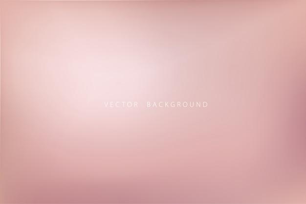 Sfondo sfumato astratto di lusso in oro rosa