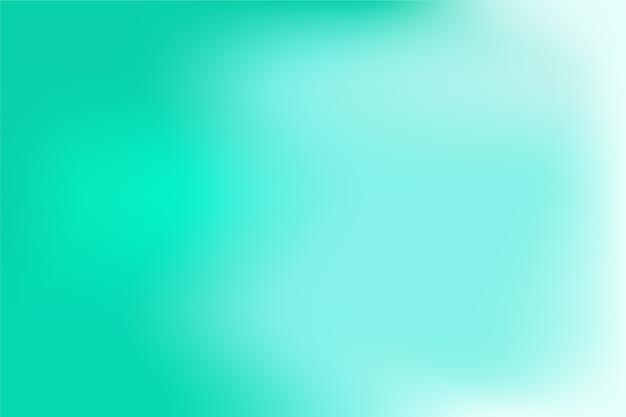 Sfondo sfumato di toni verdi