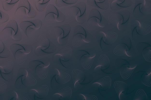 Sfondo sfumato nero