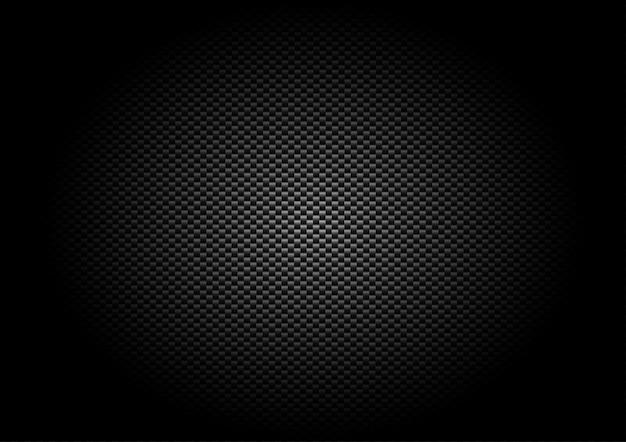 Sfondo trama in fibra di carbonio