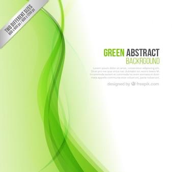 Sfondo verde astratto