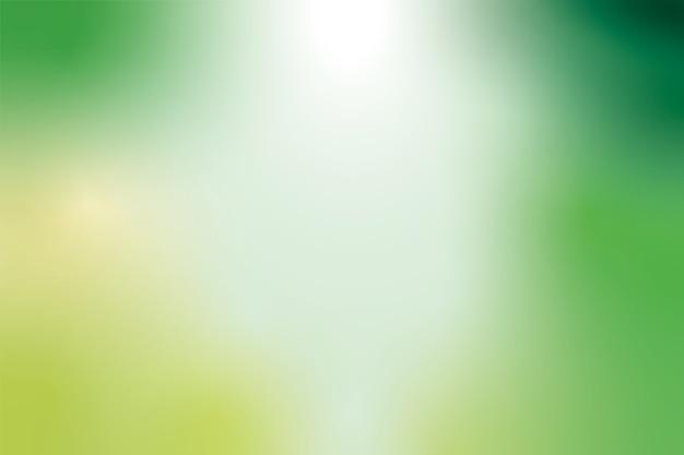 Sfumatura di toni di sfondo verde