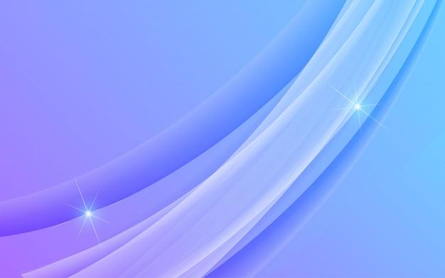 Sfumature di sfondo astratto colore design moderno minimo