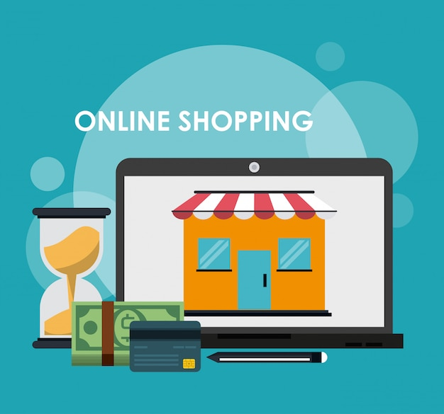 Shopping e marketing online