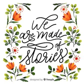 Siamo fatti di storie
