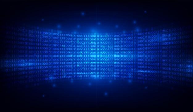 Sicurezza astratta della tecnologia sul fondo della rete globale