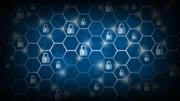 Sicurezza della tecnologia informatica, background di protezione della rete