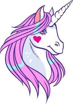 Signora unicorno