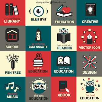 Simboli di istruzione Flat