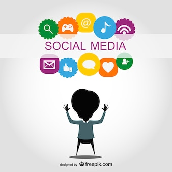 Simboli sociali media design