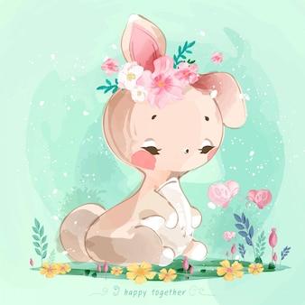 Simpatico coniglietto