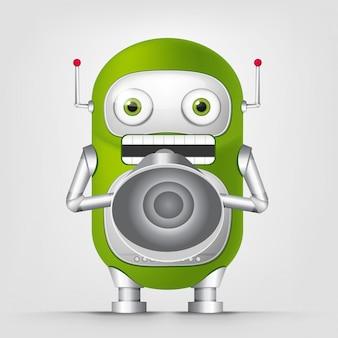 Simpatico robot