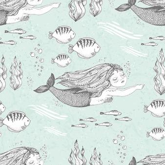 Sirena senza cuciture