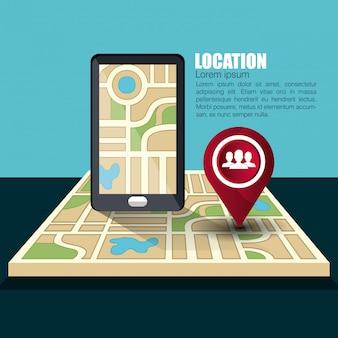 Sistema di localizzazione geografica