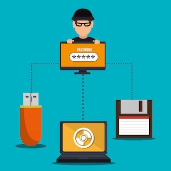 Sistema di sicurezza e tecnologie
