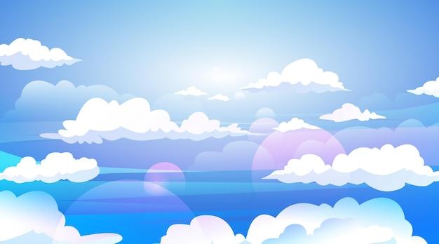 Sky - sfondo per videoconferenze