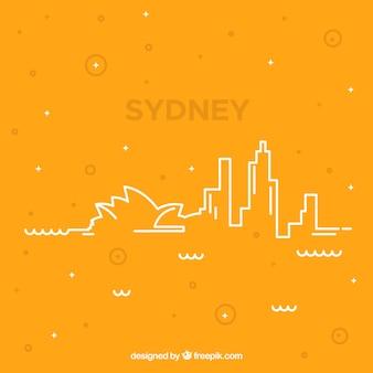 Skyline di sydney