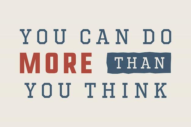 Slogan sportivo con motivazione