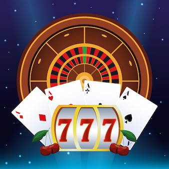 Slot machine roulette poker carte scommesse gioco d'azzardo casinò