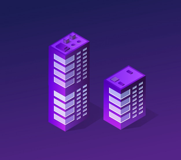 Smart city di ultravioletti