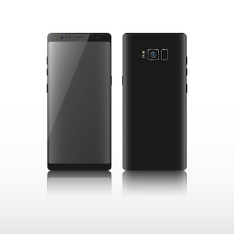 Smart phone realistico.