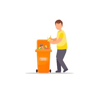 Smistamento dei rifiuti