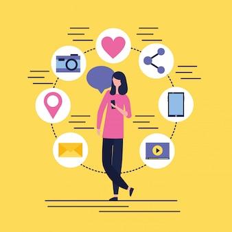 Social media digitali