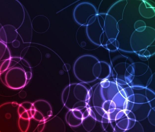 Sogno astratto colore di sfondo vettoriale