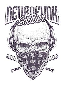 Soldato di neurofunk