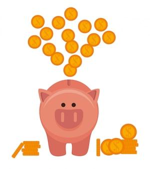 Soldi bancari e investimenti